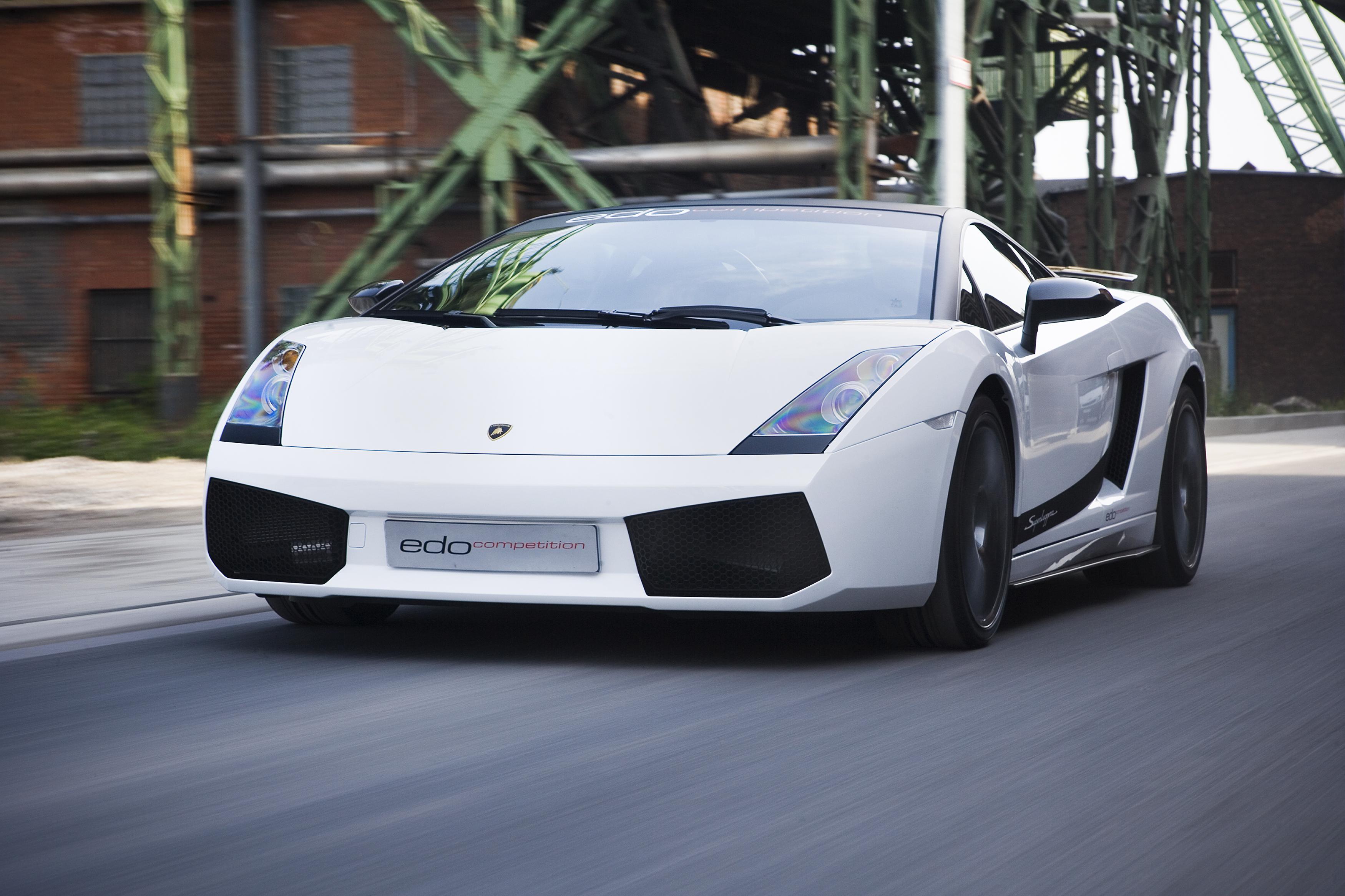 Lamborghini Gallardo Sle Edo Competition