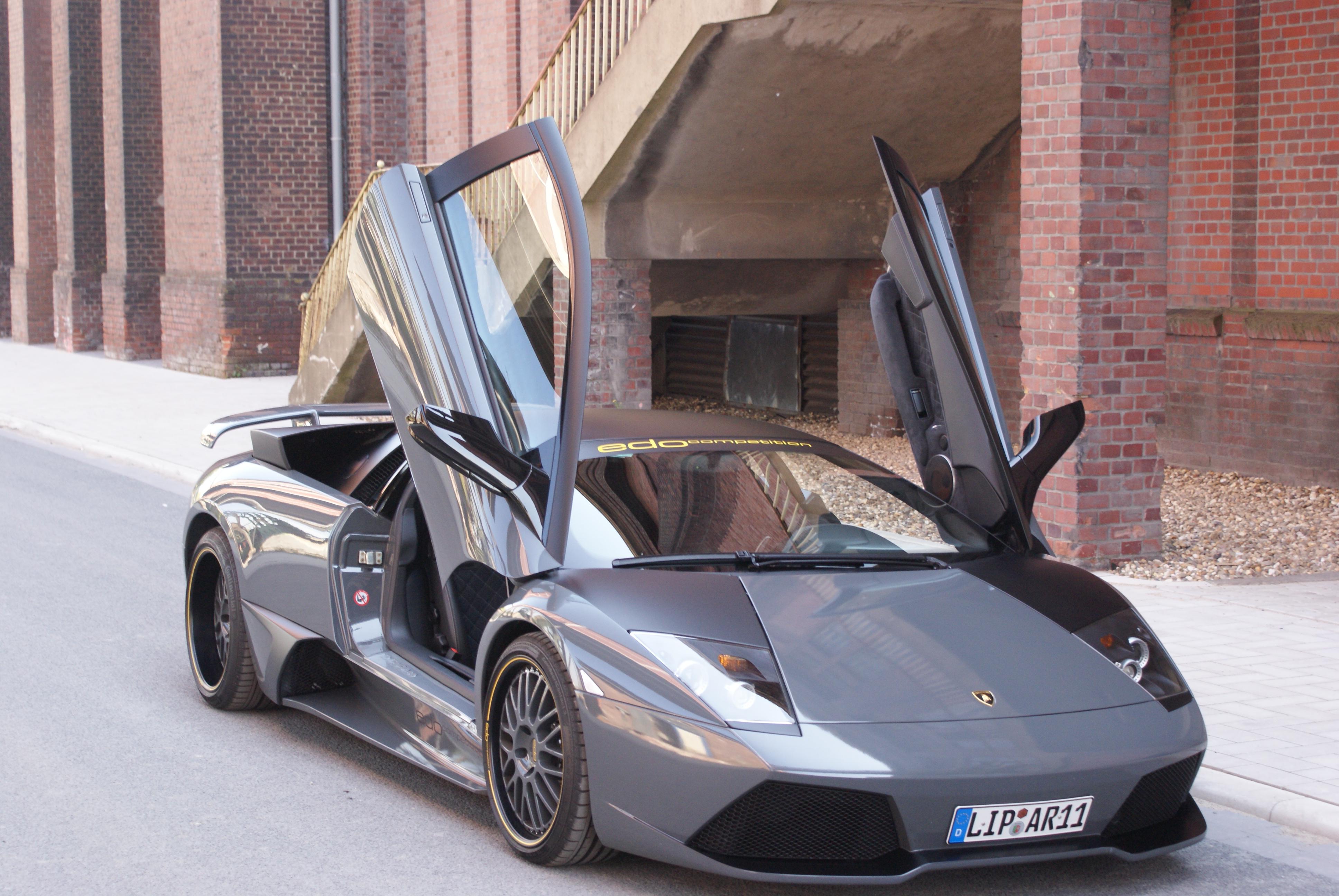 Lamborghini Murcielago LP640: Wallpapers of the Versione Nardo by ...