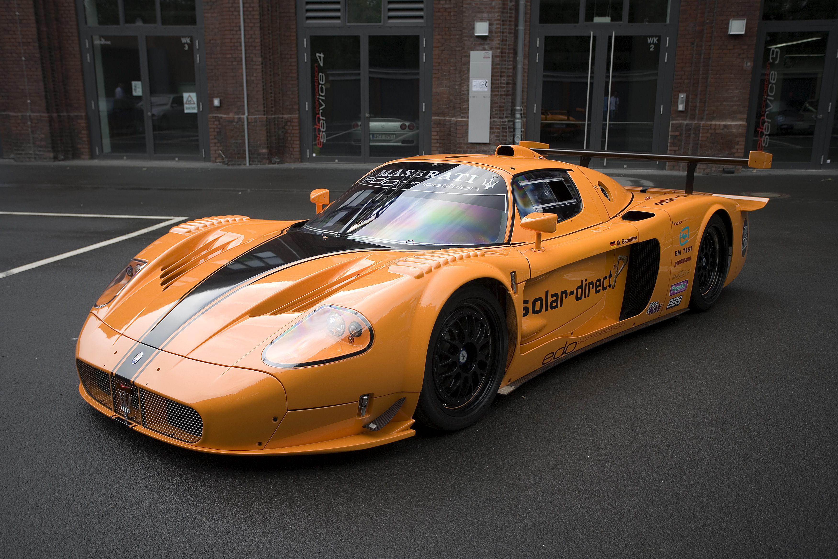 Maserati Mc12 Corsa Edo Competition